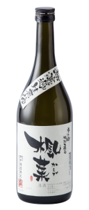 特別純米無濾過生原酒「楓葉」